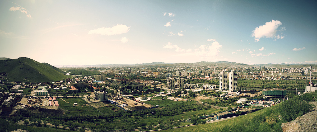 City of Ulaanbaatar - View