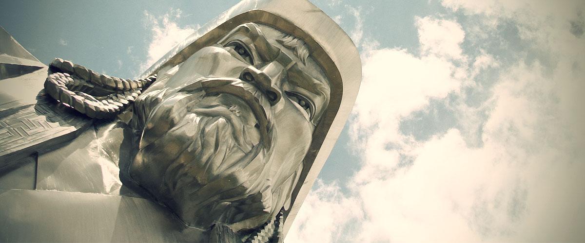 Genghis Khan in Zonjin Boldog