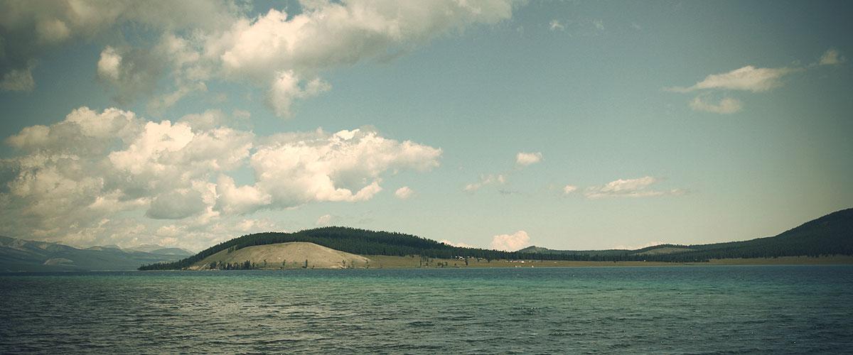 Lake Huvsgul - Khatgal