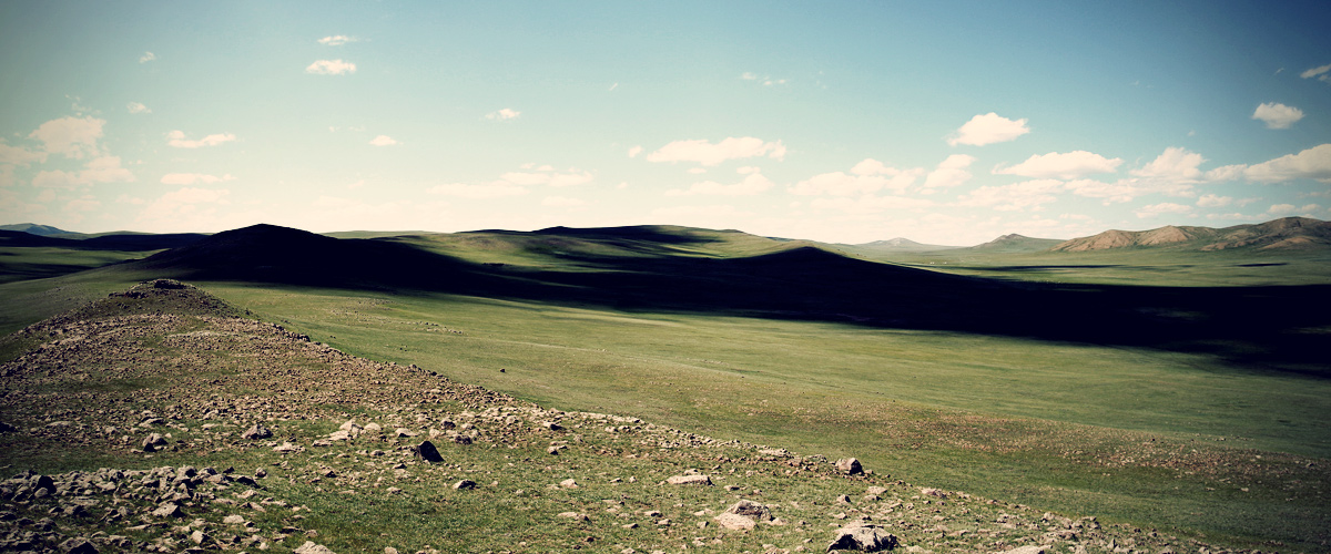Mongolian Countryside